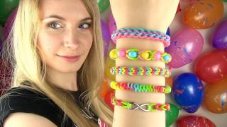 sara bareilles How to Make Loom Bands  5 Easy Rainbow Loom Bracelet Designs without a Loom 2016