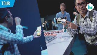 Recorrido por zona de experiencia | Huawei Mate 20 Series