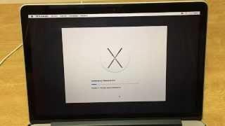 Instalación limpia de Mac OS X 10.10