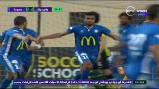 المقصورة - ملخص وتحليل الشوط الأول من مباراة وادى دجلة VS سموحة مع الكابتن محمد بركات