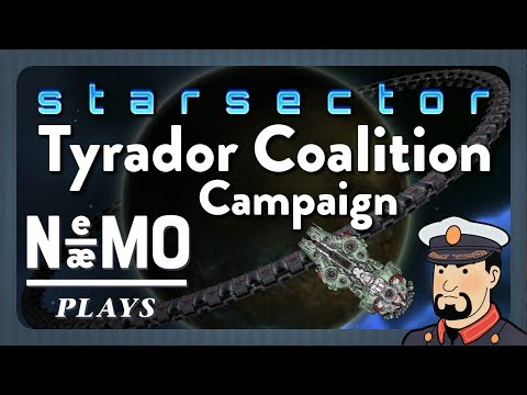 Nemo Plays: Starsector Tyrador #43 - Orange went with Blue