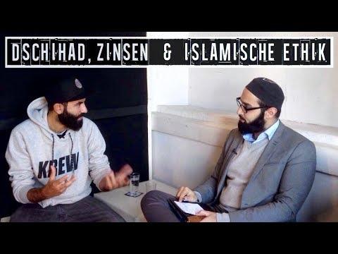 Münchner Imam über Dschihad, Zinsen und die islamische Ethik.