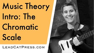 31a Chromatic Scale, Basic Music Theory, FIRST GUITAR LESSONS, THEORY FOR BEGINNING  GUITARISTS