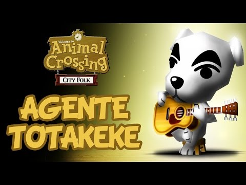 Agente Totakeke - Canción Animal Crossing