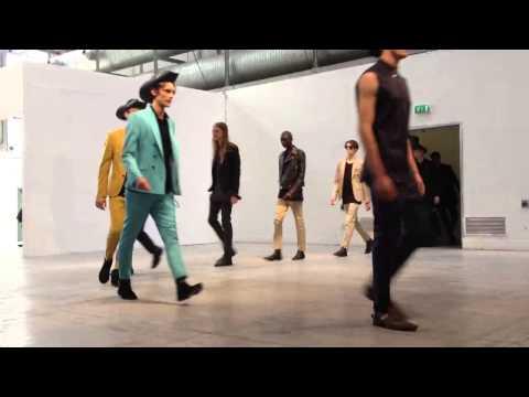 Video - SFILATE UOMO MILANO S/S 2014 - COSTUME NATIONAL