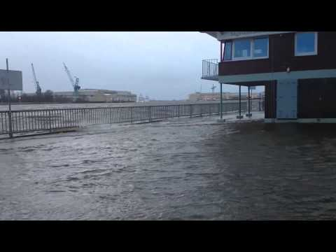 Sturmflut_11.1.15 Bremen