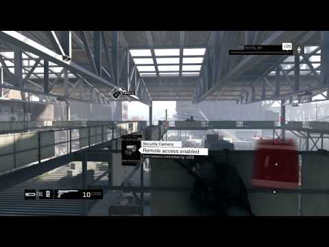 Watch Dogs: Weapons Trade final mission - Stealth