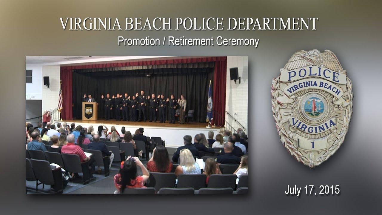 Virginia Beach Police Training Academy