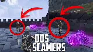 🙊 SCAMEO TO 2 SMALL CHILD SCAMERS AND PASS THIS...! 🤪 FORTNITE SAVE THE WORLD -valde