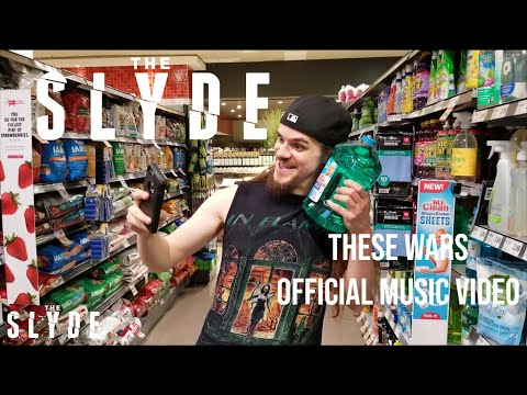 The Slyde   These Wars (OFFICIAL MUSIC VIDEO)