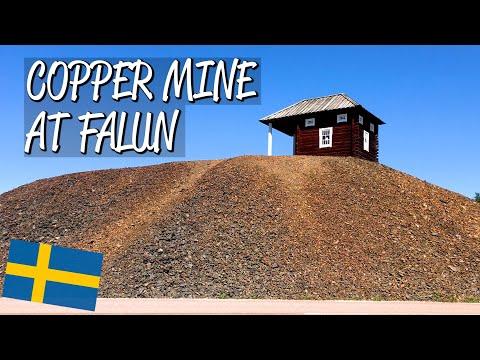 Copper Mining Area Of Falun - UNESCO World Heritage Site