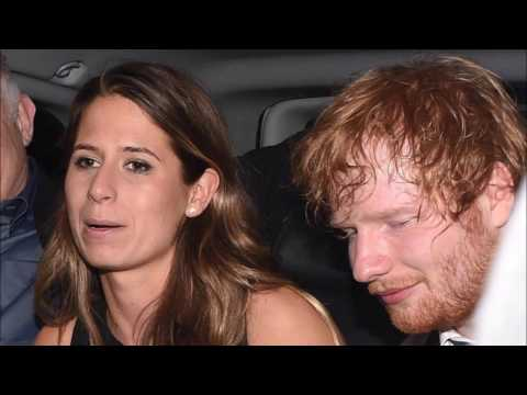 Ed Sheeran wants to have babies with girlfriend Cherry Seaborn - 2017