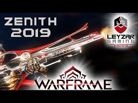 Zenith Build 2019 (Guide) - Going Through Walls (Warframe Gameplay)