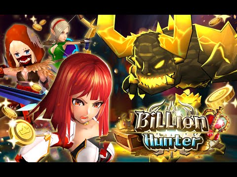 Billion Hunter - The Casual Clicker Idle game in Android & iOS 2016