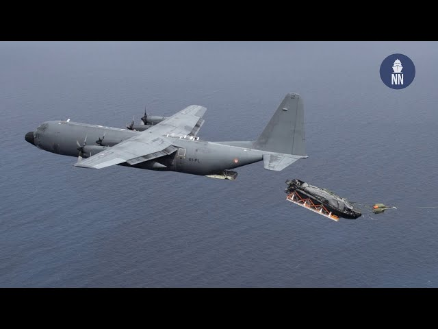 French armed forces conduct joint maritime counter terrorism exercise RHEA