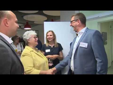 Einweihung Neuer Mercateo Buros In Leipzig Youtube