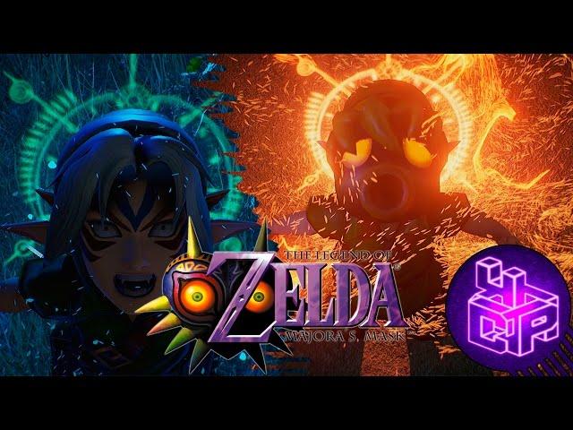 Zelda : Majora's Mask feito no Unreal Engine