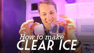 Clear Ice | Whiskey With Wes