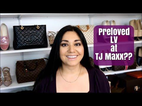 Minks Monday #156   Preloved LV at TJ Maxx