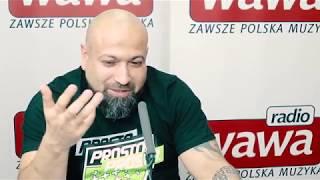 FISHER jakiego nie znacie - gościem Pawła Wiszniewskiego w radiu WAWA!
