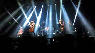 Apocalyptica - Battery (live)
