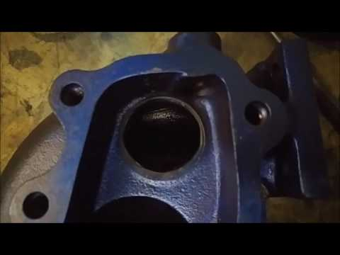 Porting an Internal Wastegate For More Flow