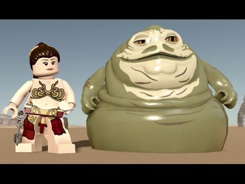 LEGO Star Wars: The Force Awakens - Jabba's Palace DLC ...
