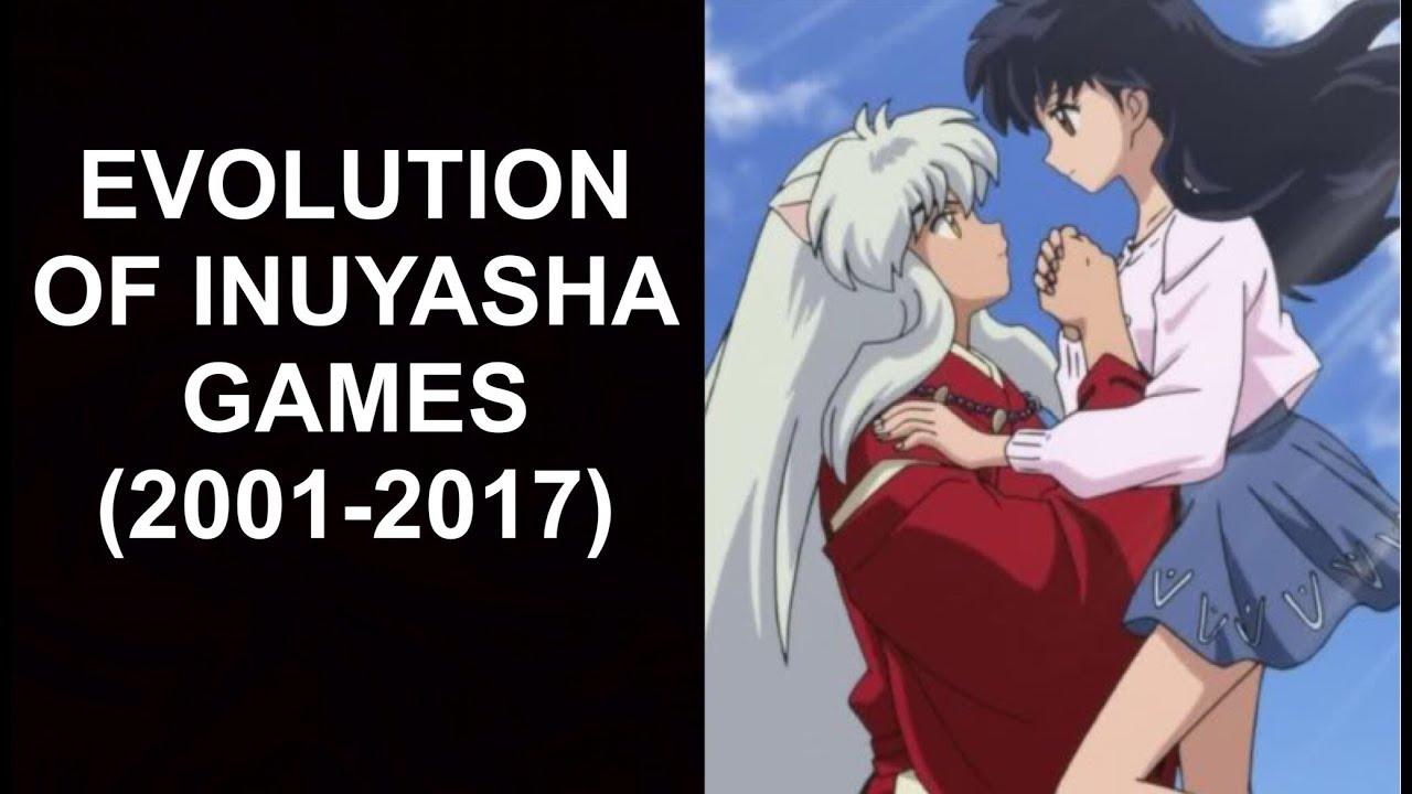 History/Evolution Of Inuyasha Games (2001-2017)