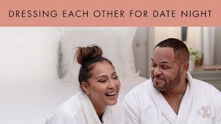 Adrienne & Israel Houghton's Date Night Outfits | All Things Adrienne