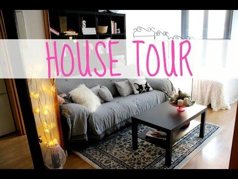 HOUSE TOUR, MI PRIMER PISO! | SIILVIA123BELLA