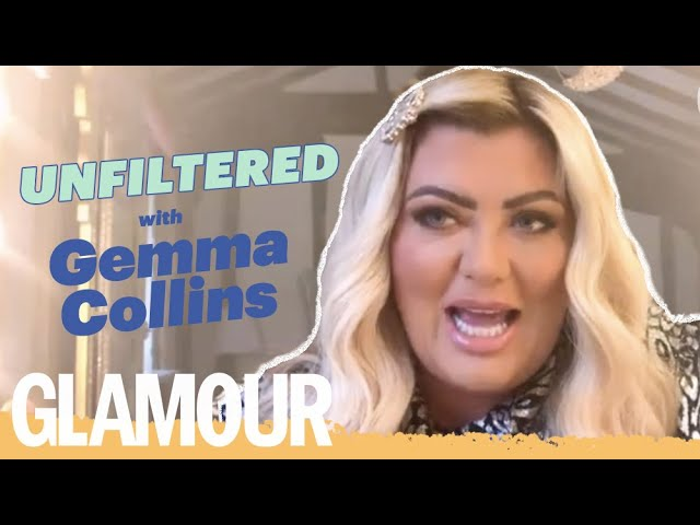 "Gemma Collins on fat shaming & PTSD from trolling: ""A guy chanted fatty, fatty at me! "" 