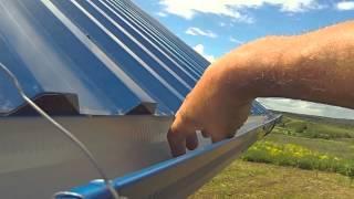 Монтаж водостока, 5.(Это видео создано с помощью видеоредактора YouTube (http://www.youtube.com/editor), 2015-06-10T17:05:42.000Z)