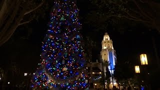 Christmastime at Disney California Adventure