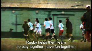 Supporting the rugby School in Casablanca