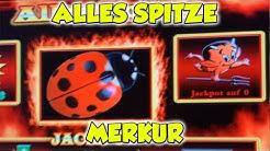 Alles Spitze auf 1€ Einsatz riskieren - Merkur Magie Spielhalle HD
