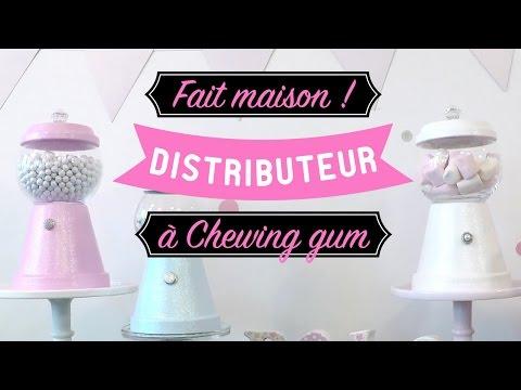 Diy Machine A Chewing Gum Fait Maison Youtube