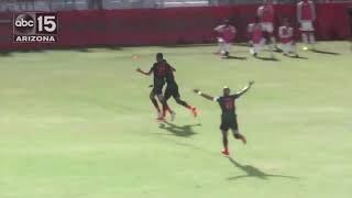 Didier Drogba, Phoenix Rising win first-ever playoff game - ABC15 Sports