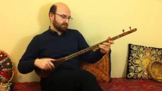 سه تار دستگاه ماهور Iranian melody Иранская мелодия İranca ezgi