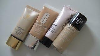 Bases de maquillaje para pieles grasas
