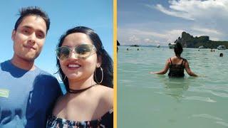 Daily vlog| Thailand vlog| Phuket dairies| Day 5| phi phi island tour| Anupama Nainwal ♥️