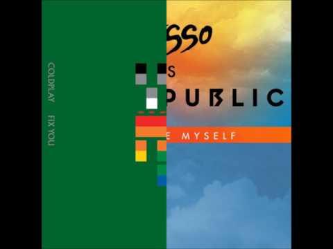 Coldplay vs OneRepublic  Fix You vs If I Lose Myself Alesso UMF 2017 Mashup steady reboot