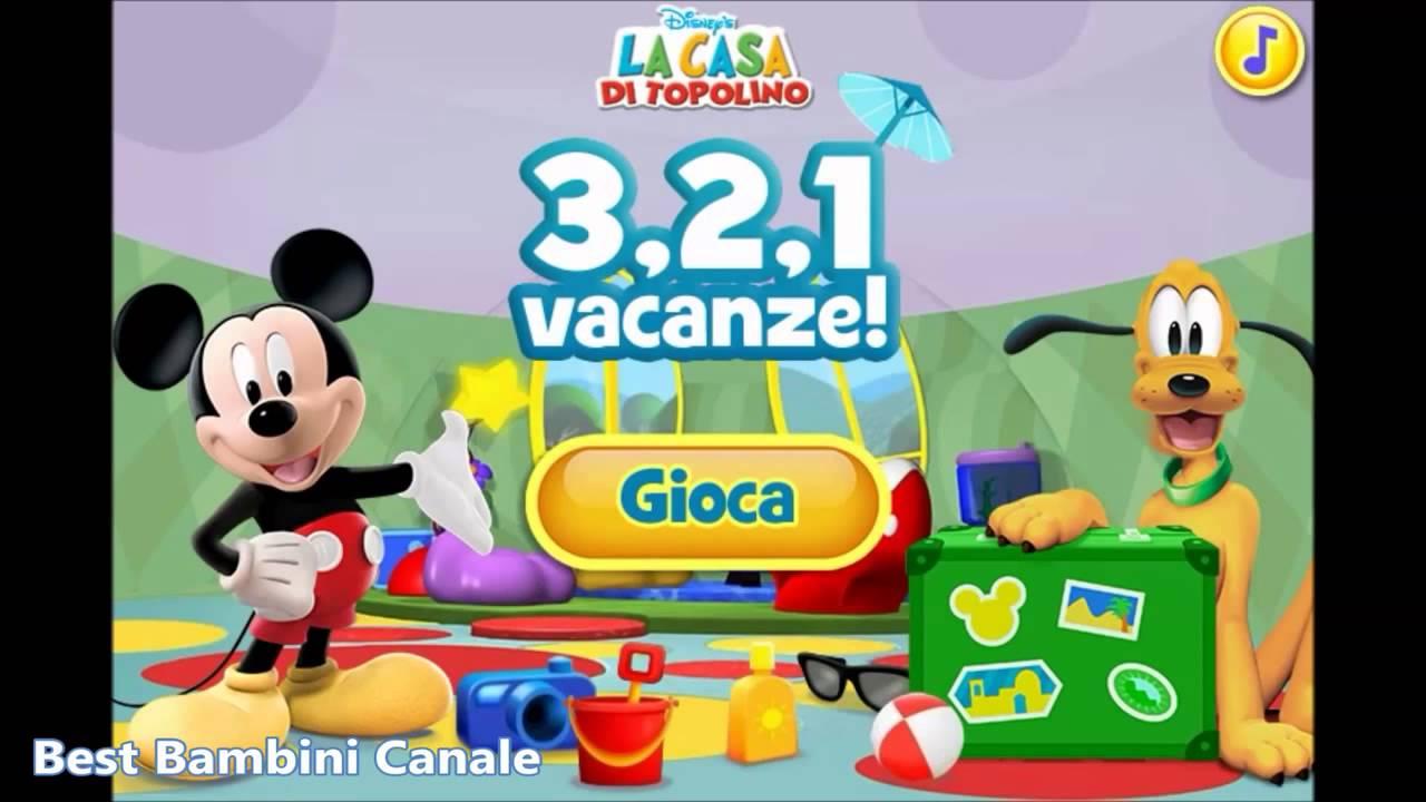 Imparare I Numeri Con La Casa Di Topolino Disney Italiano