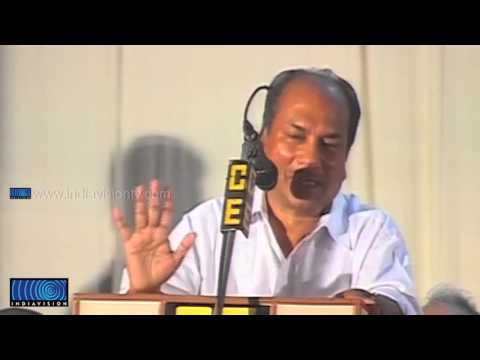 A K Antony and Vayalar Ravi criticises Congress leadership in Kerala