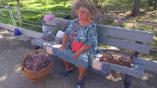 Баба Люба из Коктебеля. Целительница. Целебная трава. Вся правда!