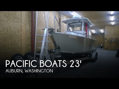 [SOLD] Used 2010 Pacific Boats 2325 Supertop In Auburn, Washington