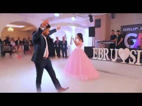 Muhteşem gelin damat zeybek oyunu Sinan & Ebru