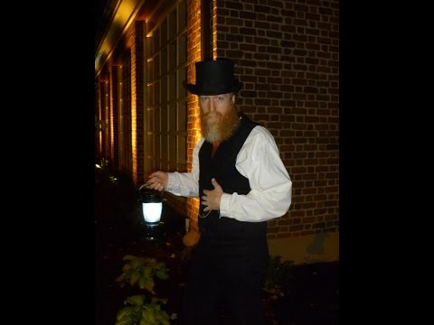 Winston Salem Ghost Tours