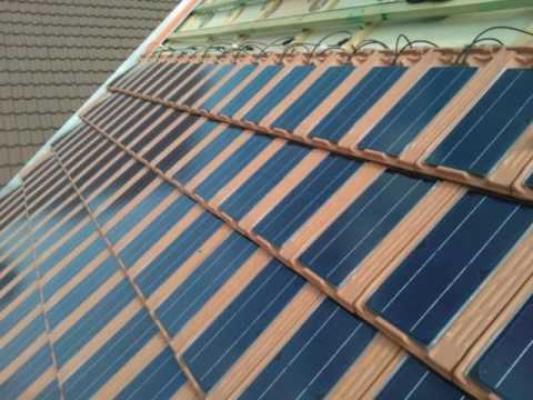 Photovoltaic Roof Tiles - Skorut Solar SA Ltd