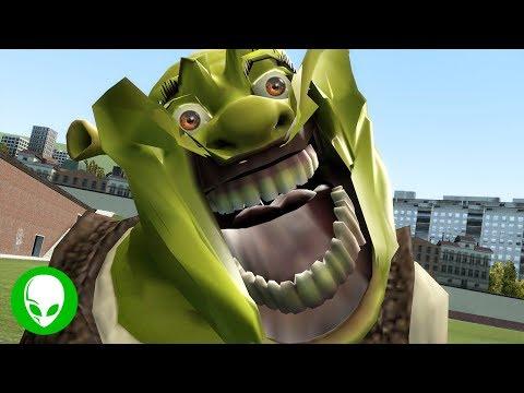 People Ruin Shrek (ft. Pyrocynical)