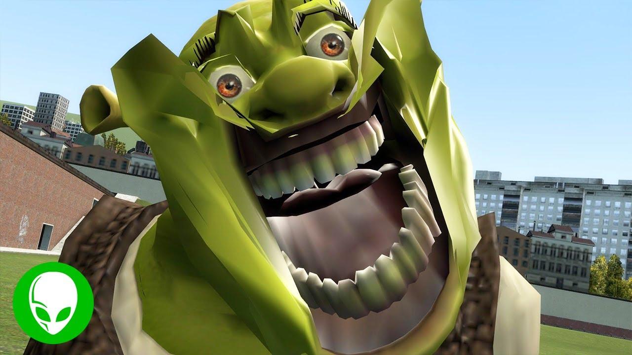 People Ruin Shrek Youtube